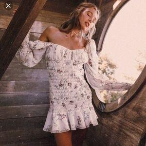 For love and lemons Dixie mini dress